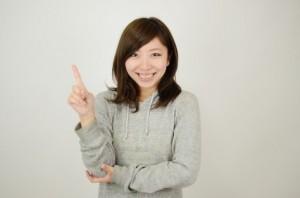 女性_笑顔