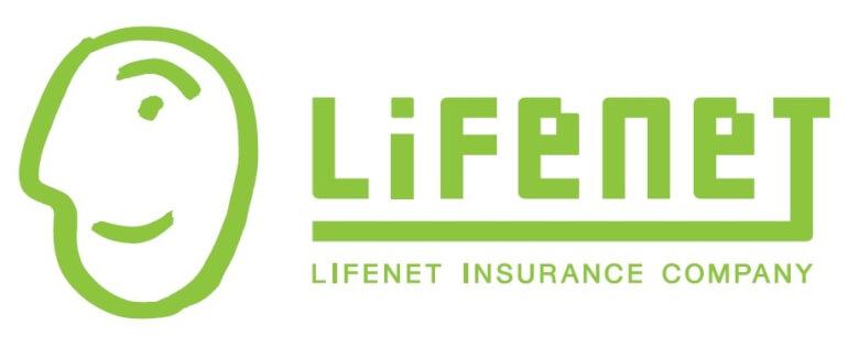 ライフネット生命 ロゴ