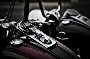 バイクのボディー