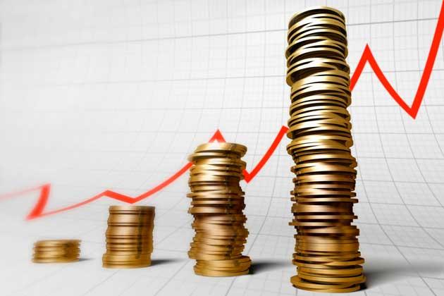 硬貨とグラフ