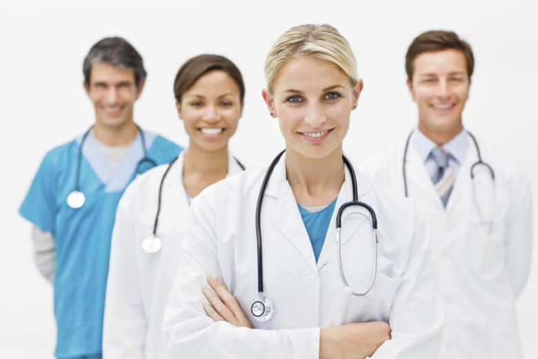 医師の方々