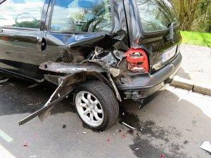 事故の写真