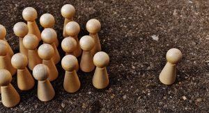 木製のピン